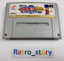 Super Famicom Gambare Goemon 4 JAP