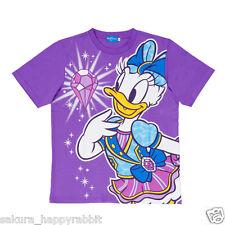 Tokyo DisneySEA 15th anniversary new T-shirt 3L Daisy Purple crystal TDR Japan