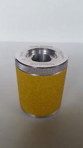 Schleifwalze / Schleifigel 80 x 100 x 30 mm von Edessö / Flury Systems - Neu -