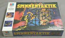 Spinnentaktik Brettspiel Spiel - Spinnen-Taktik Board Game - Sealed - MB Spiele