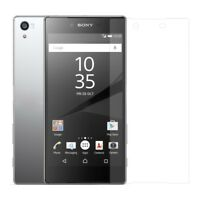 Sony Xperia Z5 Premium Screen Protection 9H Genuine Glass Curb