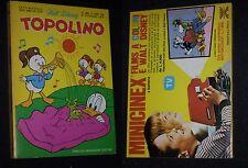 ***TOPOLINO N. 880*** 8 OTTOBRE 1972 - CON BOLLINO