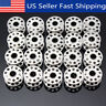 20Pcs Sewing Machine Bobbins Stainless Metal For Household Singer 15 Class NEW !