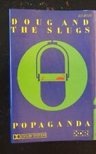 Cassette Doug and the Slugs Popaganda - 1984 CAT# TC-LIB-5057 Australian Release