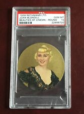 1939 ROTHMANS BEAUTIES OF THE CINEMA JOAN BLONDELL PSA 10 FILM STARS MOVIE STARS