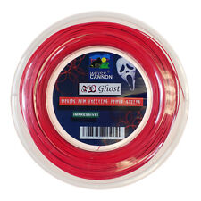 Weiss Cannon Red Ghost 18 / 1.18mm Tennis String 200m Reel