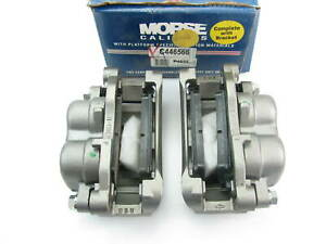 REMAN. Morse P4694 Front Disc Brake Caliper Set With Pads