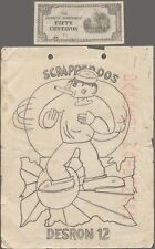 Vintage WWII Nose Art & Japanese Centavos PI Philippines 702352