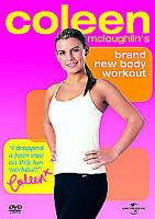 Coleen Mcloughlin Brand New Body Workout [DVD] - Coleen Mcloughlin