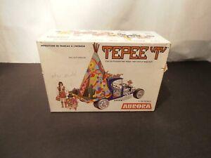 "RARE Model Kit Aurora Tepee ""T"""
