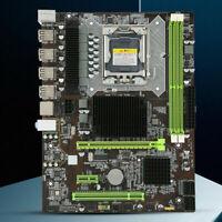 X58 Motherboard 1366Pin GB Card DDR3 1600M Desktop Mainboard RECC Memory PRO TPG