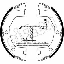 CIFAM Brake Shoe Set, parking brake 153-077
