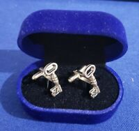 Masonic Scottish Rite 4th degree cufflinks