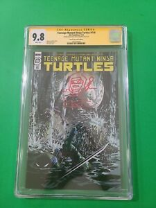 Teenage Mutant Ninja Turtles 110 🐢 Last Ronin Preview CGC SS 9.8 Eastman TMNT