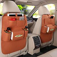Praktische Filz Auto Rücksitz Organizer Reise Aufbewahrungstasche für iPad