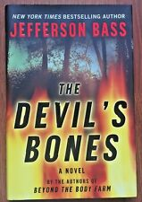 Body Farm: The Devil's Bones by Jefferson Bass (2008, Hardcover) s#6324