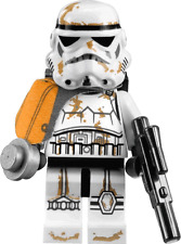 LEGO STAR WARS - IMPERIAL SANDTROOPER SQUAD LEADER BRAND NEW 9490