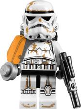 LEGO STAR WARS - IMPERIAL SANDTROOPER SQUAD LEADER BRAND NEW 9490