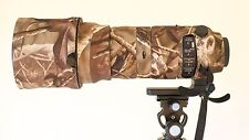 Camouflage Lens Cover for Sigma 150-600mm Sport ( Neoprene Camo )