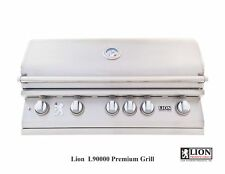 "40"" Lion Stainless Steel Built-In Grill BBQ Gas Grill"