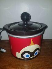 NEW Disney Pixar INCREDIBLES Baby Jack Jack ~ MINI 20 oz CROCK POT Slow Cooker