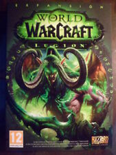 World Of Warcraft Legion PC Nuevo Gran aventura rol acción táctica en castellano