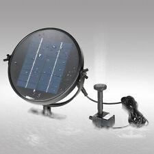 190L/H Solar Panel Powered Water Feature Pump Garden Pool Pond Aquarium Fountain