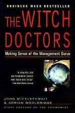 The Witch Doctors: Making Sense of the Management Gurus-ExLibrary