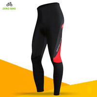 Men Cycling Riding 3D GEL Padded Pants Bicycle Wear Bike Lycra Tights Breathable