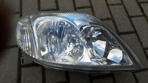 81130-02180 used OEM RH halogen headlamp Toyota Corolla sedan/wagon EU 2002-2007
