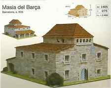 AEDES ARS MODEL KIT 1:75 IN CERAMICA MASIA DEL BARCA BARCELLONA  ART 1405