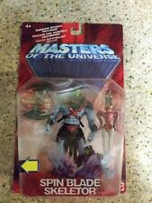 MOTU, Spin Blade Skeletor  2002, Masters of the Universe, MOC, sealed, He-man
