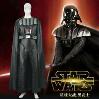 Star Wars Darth Vader Cosplay Costume Black Full Set Cosplay Halloween Outfit