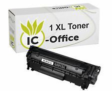 1 Toner XXL für HP Laserjet 1010 1015 1020 1022 3015 3020 3030 3050 Q2612A 12A