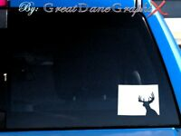 Colorado Deer Hunting State Vinyl Decal Sticker / Color - HIGH QUALITY