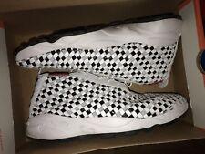 air footscape woven chukka Sz 10.5 Rare Checkered Qs Tier0 Nike Multicolor Lunar