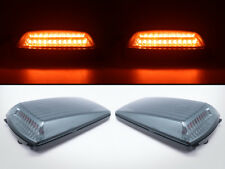 LED Sequential Corner Light Turn Signal For Mercedes Benz G W463 - Smoked Lens