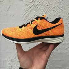 Nike Flyknit Lunar 3  - UK 6 Eur 40 Yellow - Womens running