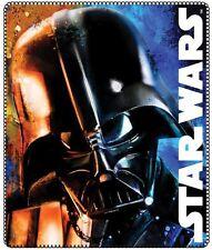 Star Wars Fleecedecke Darth Vader 120 x 140 cm Decke Kuscheldecke Fleecdecke