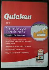 (Read description!!) Intuit Quicken Premier 2017 For Windows