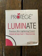 Skin Lightening Cream - Luminate- 100% Natural Skin Bleaching 2 Oz. New