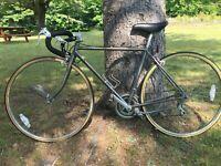 1986 Schwinn Sprint 10 speed bike