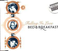 Bed & Breakfast - Falling In Love ♫ Maxi-Single-CD von 1996 ♫