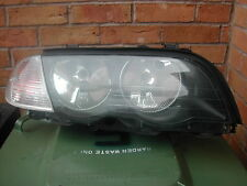 99-01 BMW E46 3 SERIES SALOON, TOURING DRIVER SIDE HEADLIGHT HEAD LIGHT