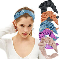 Women's Fabeic Headband Hairband Knot Hair Band Hoop Accessories Costume Party
