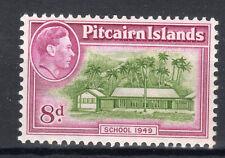Pitcairn Islands 58d MNH KGVI 1940-51 SG6a Cat £24 [P2010]