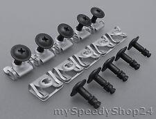 10x BMW 5er 7er Unterfarschutz Schraube Motorschutz Reparatur Set E39 E38 E52 Z8