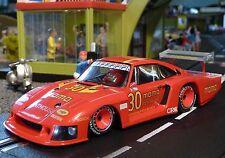 Sideways PORSCHE 935 MOBY DICK MOMO in 1:32 auch für Carrera Evolution      SW24