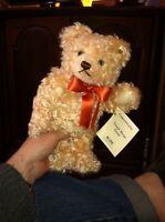 LTD 10th Steiff Disney Bear Convention of 1997  ZEHN w/ pin  Signed/ NewOldStock