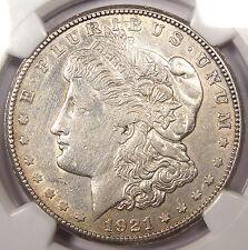 1921-S VAM-1B4 Thorn Head Morgan Silver Dollar $1 - NGC AU Details - Rare!